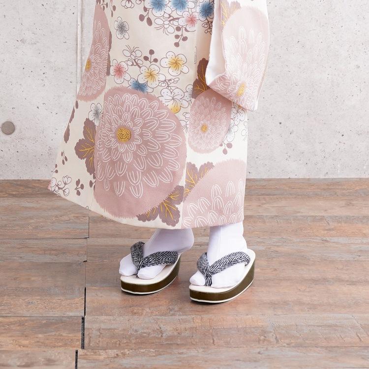 着物 ポンチョセット サブ画像8