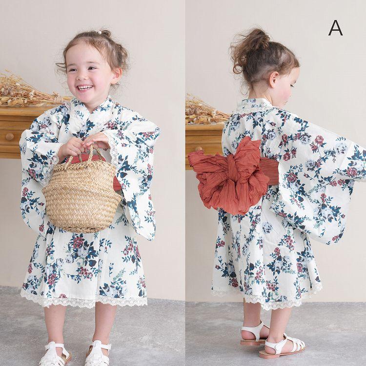 子供浴衣ドレス(サブ3画像)