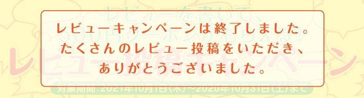 第二弾!レビューを書いて500円クーポンがもらえる!レビュー投稿キャンペーン