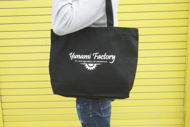 kumejima shirts オリジナルBIGトート ブラック1