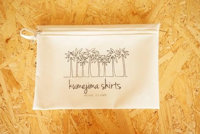 『kumejima shirts オリジナルポーチ』 デザインW-15