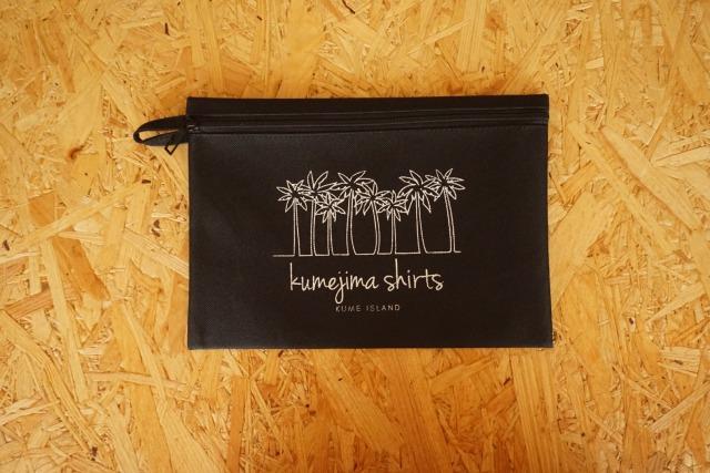 『kumejima shirts オリジナルポーチ』 デザインBK-15