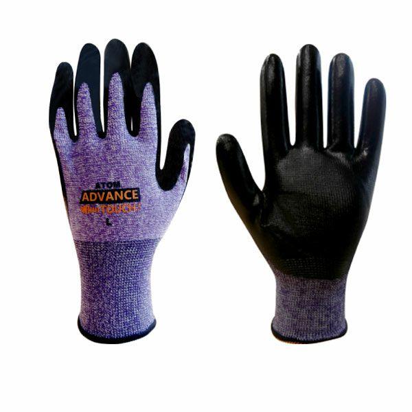 アドバンスタッチ(ニトリルゴム)作業手袋