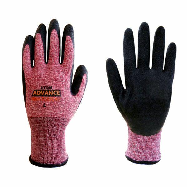 アドバンスタッチ(天然ゴム)作業手袋