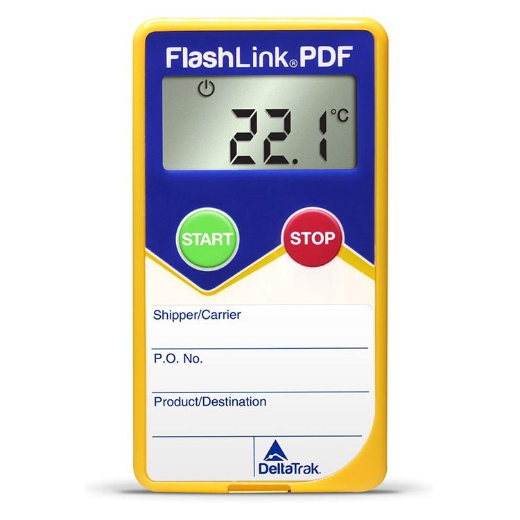 フラッシュリンク PDF VU イントランジットデータロガー