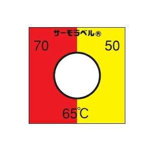 組合せサーモラベル TBシリーズ(不可逆 + 可逆・3点式)示温材