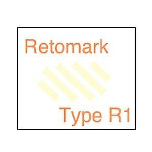 レトマーク(食品衛生管理用・1点式)示温材