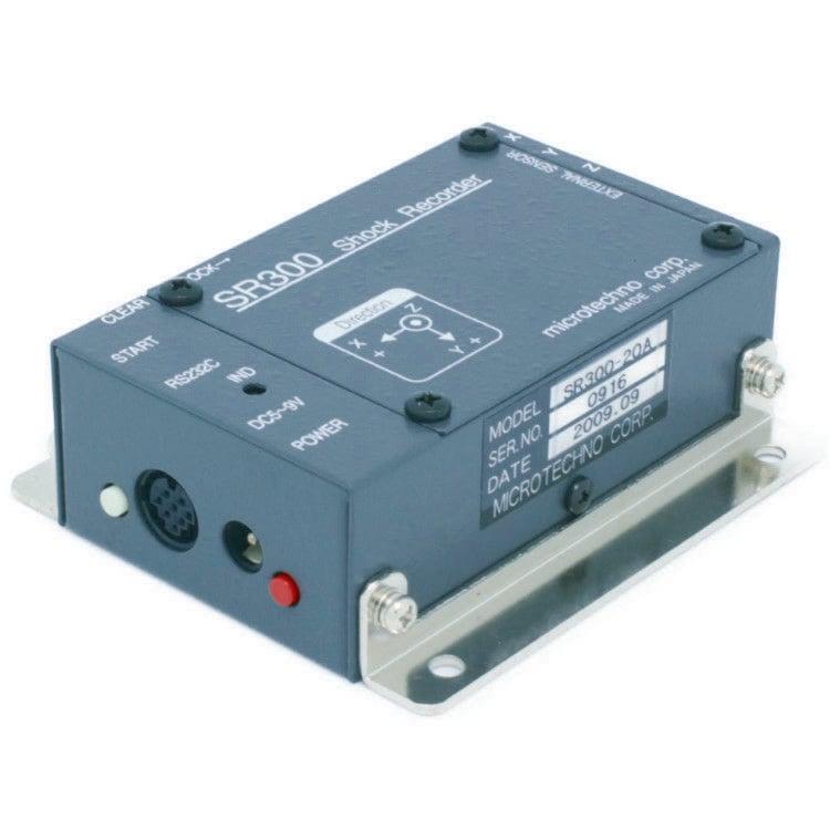SR300(ピーク専用・振動衝撃レコーダー)