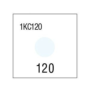 サーモカラーセンサー 1KCシリーズ( 1点式)示温材