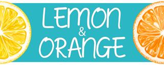 レモン&オレンジフェア