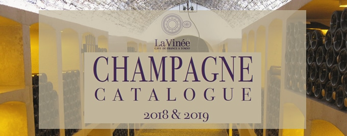 2018&2019 CHAMPAGNE CATALOGUE