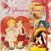 バレンタイン雑貨