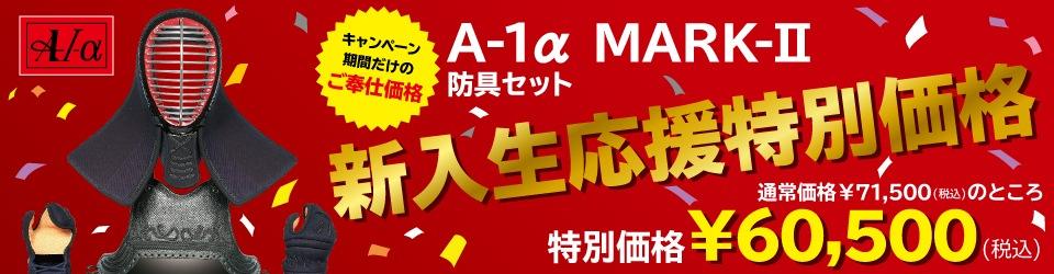 A-1α MARK-2 剣道防具セット