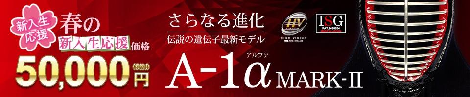 A-1αMark2剣道防具セット