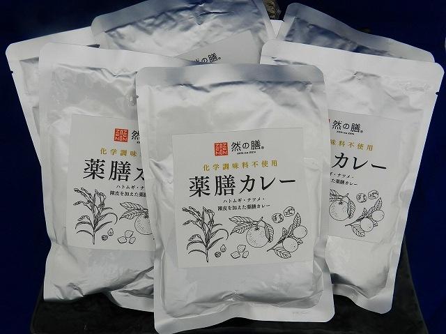 >然の膳 薬膳カレー(10個セット)