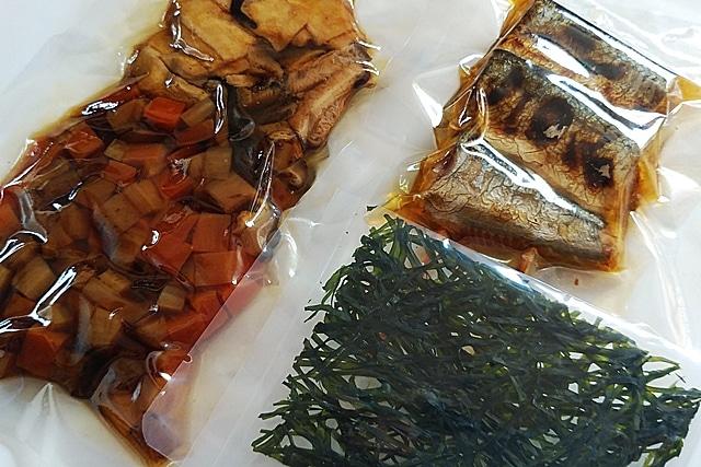 岩手のうまい炊き込みご飯 秋刀魚めしの素