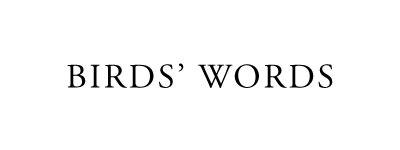 BIRDS'WORDSバーズワーズ
